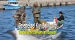 Geleneksel Kıyı Balıkçılığı Destekleme Başvuruları Başladı!