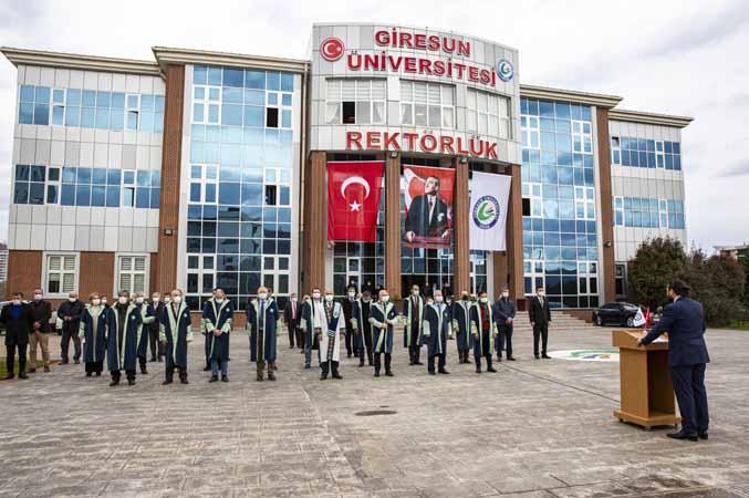 Giresun Üniversitesi 15. Kuruluş Yıldönümü Etkinlikleri