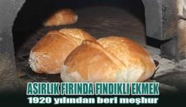 Asırlık Fırında Fındıklı Ekmek