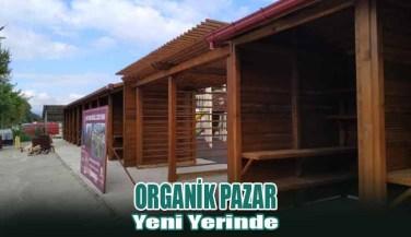 Organik Pazar Yeni Yerinde