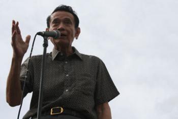 Vice-President Teofisto Guingona, Jr