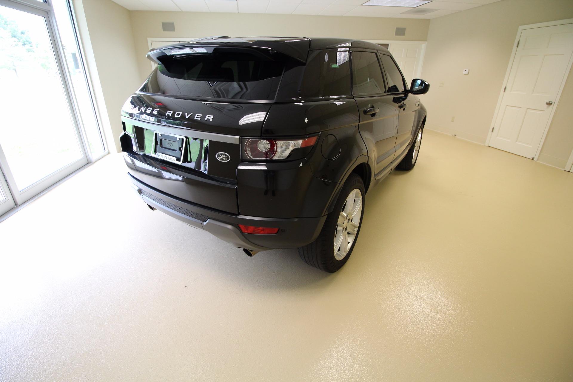 2015 Land Rover Range Rover Evoque Pure Premium 5 Door Stock