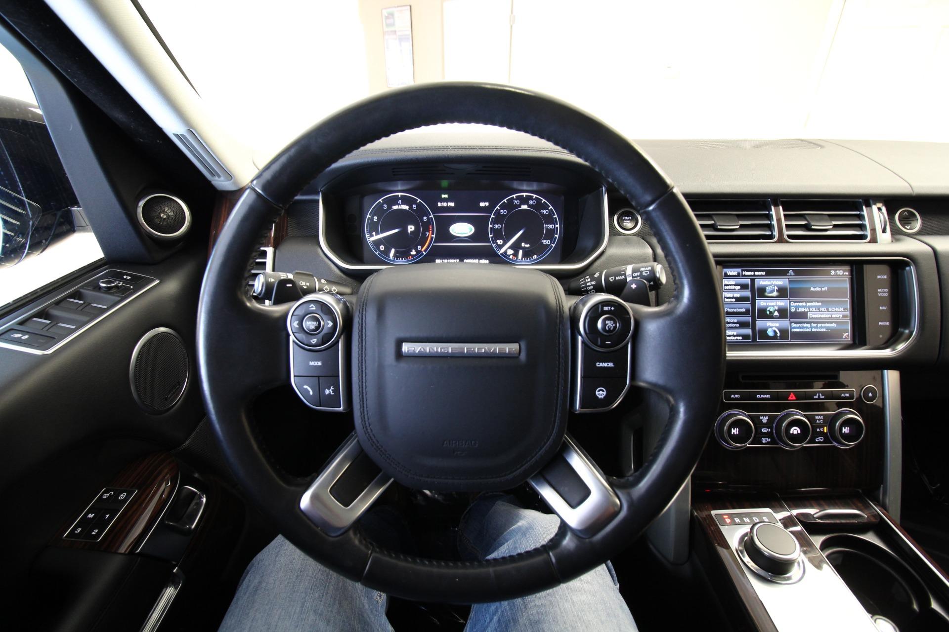 2015 Land Rover Range Rover Base Stock for sale near