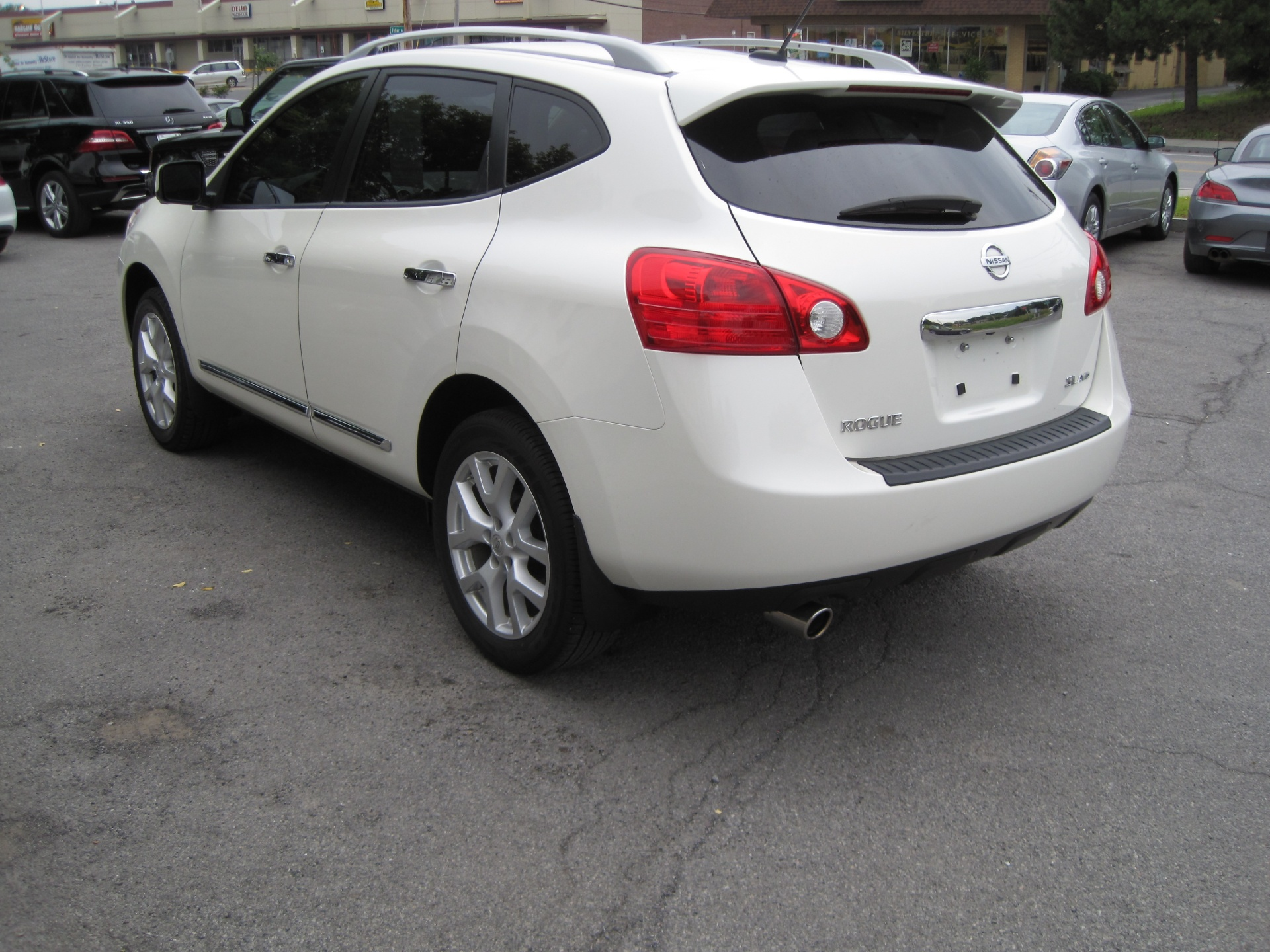 2012 Nissan Rogue Sv W Sl Package Awd Loaded Bose