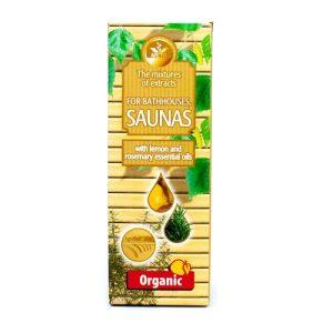 Saunaöljy Koivu Kataja Sitruuna Rosmariini