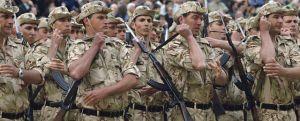 Новият военен министър Младенов отбеляза необходимостта от  това, българските въоръжени сили да изпълняват мисиите си и да работят заедно със съюзниците ни от НАТО. ФОТО: М-во на отбраната