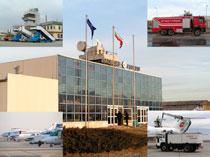 Летище Пловдив е разположвно на 10 км югоизточно от града, на главния път Пловдив-Асеновград. ФОТО: