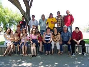Моля фото за спомен от последният събор. Снимката е предоставена от Валя Делийска