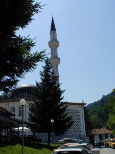 Джамията в Мадан. ФОТО: Груев