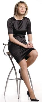 Биляна Раева има стегнато тяло и железна дисциплина в живота и политиката. ФОТОи текст