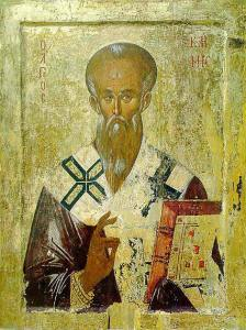 """Изображения на св. Климент се срещат от началото на 14 век на икони и стенописи (Охрид, ц. Св. Климент). Йеромонахът Атанасий от манастира Св. Йоан Кръстител на о. Парос превежда на новогръцки """"Пространното житие"""", написано от Теофилакт, и го издава през 1784 и 1805 г. След това то се печата в нови издания. Съществуват много народни легенди за Климент Охридски и многобройни научни публикации. Първият съвременен университет в България — Софийският университет"""