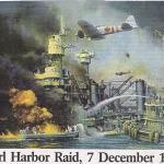 На 7 декември 1941 г. Япония напада