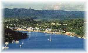 Столицата Порт Вила /около 34 000д./ се намира на о-в Ефате.