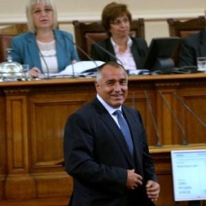 Считам за абсолютно ненужно да идвам да убеждавам някого, който вече е взел своето решение и затова не дойдох, а не заради неуважение на парламента, посочи премиерът Борисов в кулоарите на Парламента.