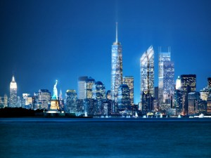 World Trade Center Project. FOTO: Silverstein Properties.