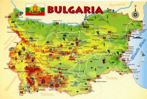 Traditional Bulgarian culture contains mainly Thracian, Slavic and Bulgar heritage, along with Greek, Roman, Ottoman, Persian and Celtic influences. Nine historical and natural objects have been inscribed in the list of UNESCO World Heritage Sites: the Madara Rider, the Thracian tombs in Sveshtari and Kazanlak, the Boyana Church, the Rila Monastery, the Rock-hewn Churches of Ivanovo, Pirin National Park, Sreburna Nature Reserve and the ancient city of Nesebar. Along with traditional culture, much heritage from other civilisations has been accumulated since Antiquity. Local researchers claim that the number of archaeological sites is the third-largest in Europe after Italy and Greece.The first book written in a Germanic language—the 4th century Wulfila Bible, was created in Nicopolis ad Istrum in a small Gothic community in present-day northern Bulgaria. The first Christian monastery in Europe was established around the same time. Plovdiv is one of the oldest continuously inhabited cities, and the oldest golden treasure in the world, consisting of coins, weapons and jewellery dating to 4,600 BC, was discovered near Varna in 1972. The site revealed evidence of the first European civilization. Sofia is the capital and largest city of Bulgaria.Sofia's history spans 2,400 years. Its ancient name Serdica derives from the local Celtic tribe of the serdi who established the town in the 5th century BC.The Sofia's name is pronounced by Bulgarians with a stress on the 'o', in contrast with the tendency of foreigners to place the stress on 'i'.