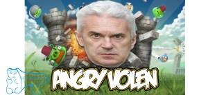 Няма по-арогантен, истеричен и злобен човек от Волен Сидеров в момента, в което и да е публично пространство в България! Да, така го виждаме повечето българи в