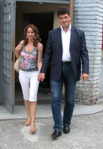 Георги е женен за Нина, дъщеря на Стоян Марков, бивше партийно величие, но все още не слязъл от сцената, въпреки пределната си възраст. Фото: Под Тепето