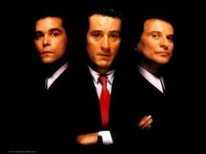 Великолепната тройка артисти от филма