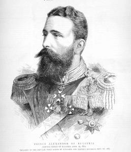 Александър Йозеф фон Батенберг (Prinz Alexander Joseph von Battenberg) /кликвайте в/у снимката за по-големи размери/