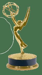 Наградата Еми (Emmy Award) се присъжда на телевизионни продукции в САЩ предимно в областта на забавните програми. Най-известни и престижни са наградите за забавни предавания в праймтайма (някои от тях се наричат дори