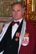 Парамов получава украински орден за заслуги.