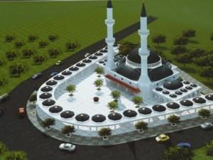 """През месец март 2013 г. стана известно, че нова джамия се планира да бъде изградена в Кърджали в кв. """"Прилепци"""