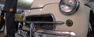 Легендарната Газ М20 Победа - Варшава. Тя е марка полски автомобили произвеждани от 1951 до 1973 год във фабриките FSO (Fabryka Samochodów Osobowych), откъдето произлизат и марките Полски Фиат и Полонез. До 1957 автомобилите Варшава са били произвеждани по лиценз на руските Победа. Произведени са общо 254,471 автомобила.