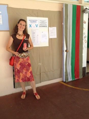 """Тамара Малашева: """"Аз дадох своят глас"""", в ИС секция в Сънивейл, Калифорния"""