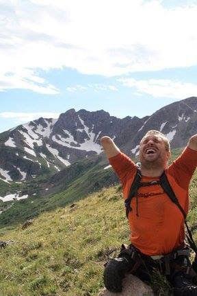 Кайл Мейнард, човек родил се без крайници, се добра до своя собствен величествен Килиманджаро, след като откъсна поглед от целта си, и спря да забелязва колко трудни са препятствията