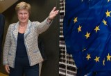 За причина за оставката на българската евро-комисарка Кристалина Георгиева, се посочва нейното неодобрение на работата на ЕК.