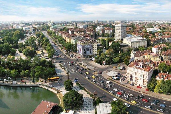 Град София в годините около провъзгласяването му за столица