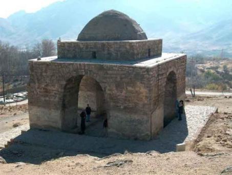 древноперсийски храм