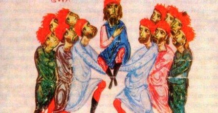 Избирането на Петър II Делян за цар (1040)