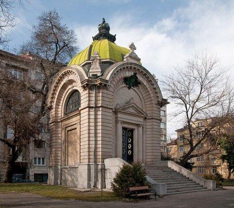 мавзолея на княз Александър I Батенберг