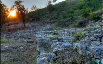 Манастирът на покръстителя на българския народ