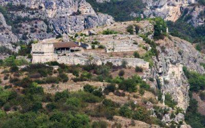 Прочутият Червен – културно средище от Второто българско царство