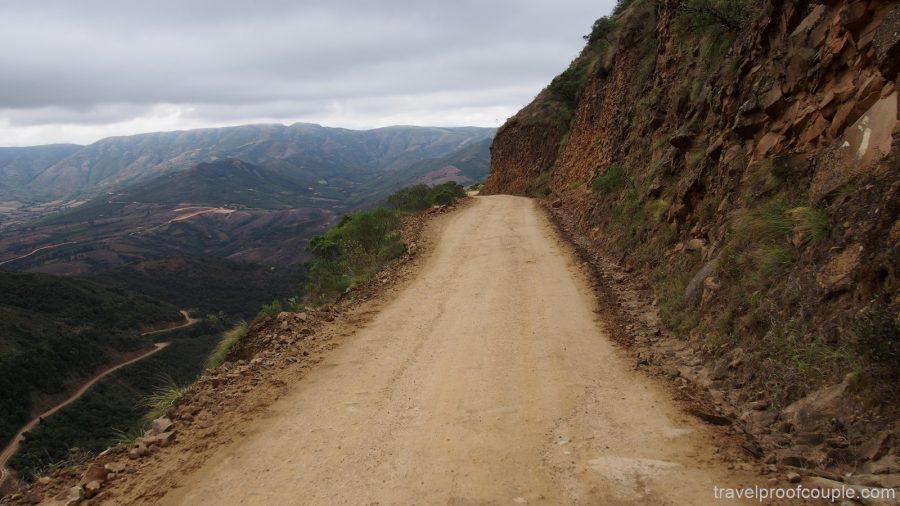 по пътя за Ла Хигиера