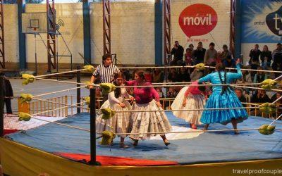 С Антон и Пламена по света: Женски бой и кечът на живо в Боливия