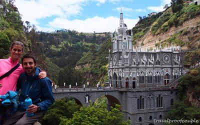 С Антон и Пламена по света: Las Lajas – архитектурното чудо на Колумбия
