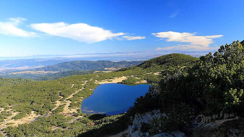 Долното езеро
