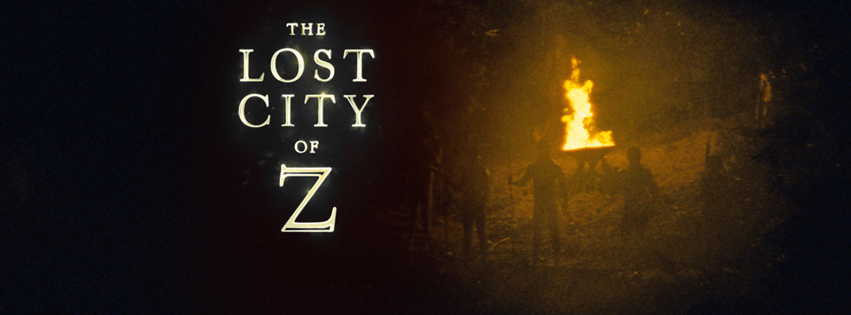 """Чарли Хънам в """"Изгубеният град Z"""" – премиера, 21-ви април, 2017 г."""