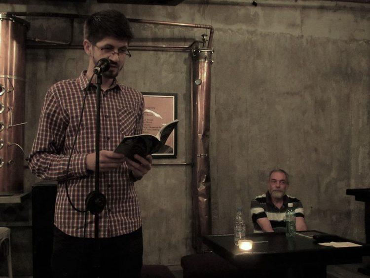 """""""Поезията трябва да е свободна, за да бъде себе си!"""" – интервю с поета Александър Христов"""