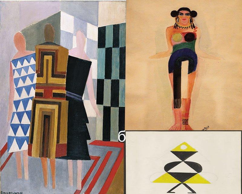 Соня Делоне – първата жена с изложба в Лувъра