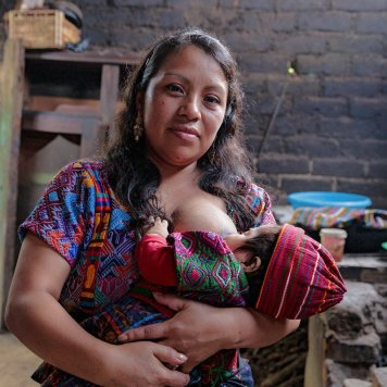 Silvia / Гватемала снимка: Тина Бояджиева