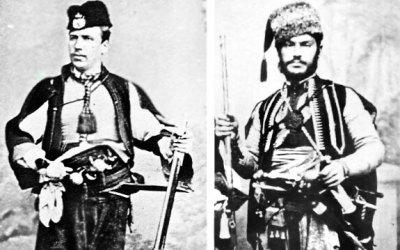 Подвигът – саможертва на Хаджи Димитър и Стефан Караджа