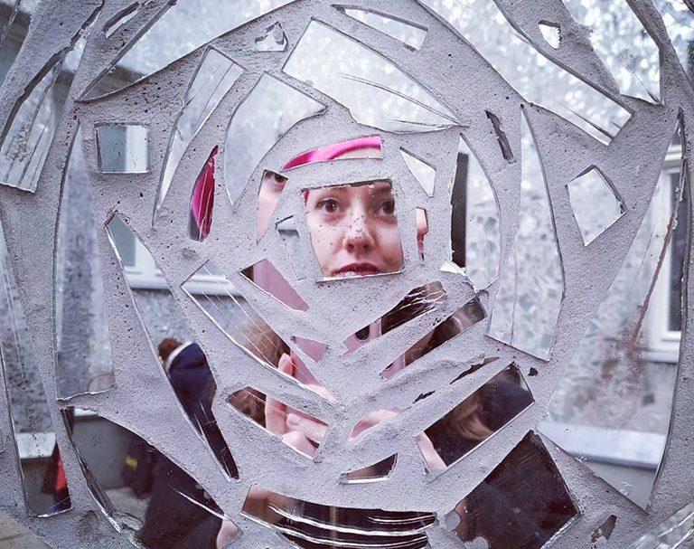 Визуално изкуство на новото време – Верджиния Дойчева