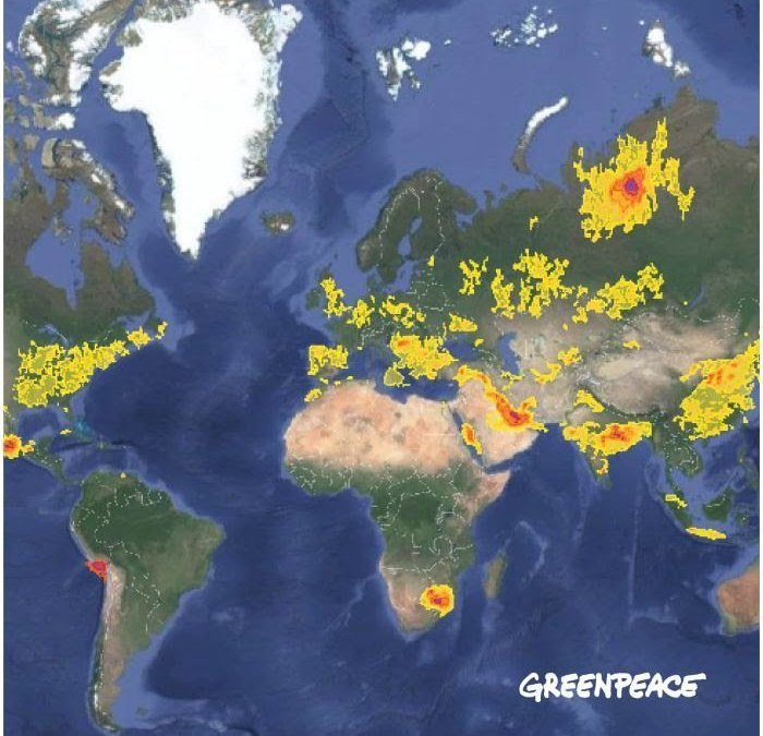 България е в топ 20 на най-замърсяващите със серен диоксид държави в света