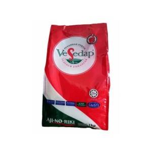 Aji-No-Riki VeSedap Penambah Perisa (Flavour Enhancer) - 1 Kg x 10 pck x 1 ctn