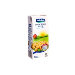 Drinho Kacang Soya (Soya Bean) - 250 ml x 24 box x 1 ctn